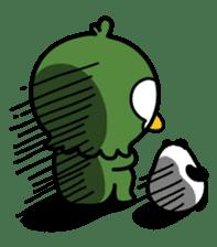 Mr. Kakapo - v1 sticker #14570308