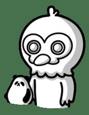 Mr. Kakapo - v1 sticker #14570310