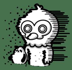 Mr. Kakapo - v1 sticker #14570311