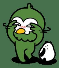 Mr. Kakapo - v1 sticker #14570313