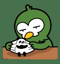 Mr. Kakapo - v1 sticker #14570314