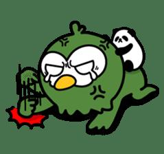 Mr. Kakapo - v1 sticker #14570315