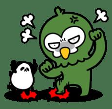 Mr. Kakapo - v1 sticker #14570316