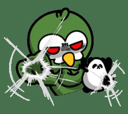 Mr. Kakapo - v1 sticker #14570317