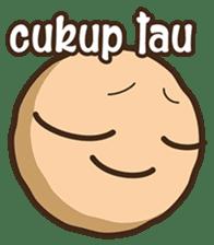 Tahu Bulet sticker #14580505