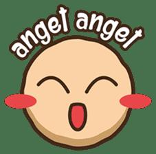 Tahu Bulet sticker #14580506