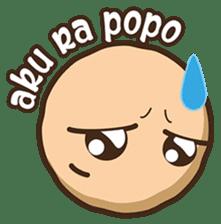 Tahu Bulet sticker #14580514