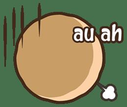 Tahu Bulet sticker #14580521