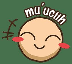 Tahu Bulet sticker #14580525