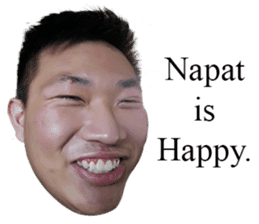 This is me, Napat sticker #14583824