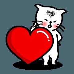 Heart Cat - v1