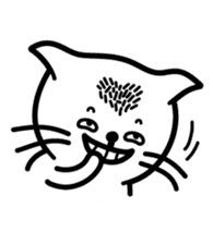 Heart Cat - v1 sticker #14588640