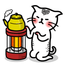 Heart Cat - v1 sticker #14588653