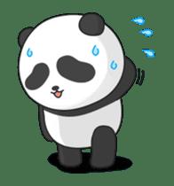Shaking with Panda Yuan-Zai sticker #14593766