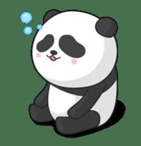 Shaking with Panda Yuan-Zai sticker #14593767