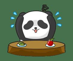 Shaking with Panda Yuan-Zai sticker #14593774
