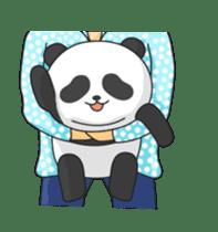 Shaking with Panda Yuan-Zai sticker #14593781
