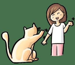 Xinxin&Meowlek! sticker #14599558