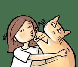 Xinxin&Meowlek! sticker #14599559