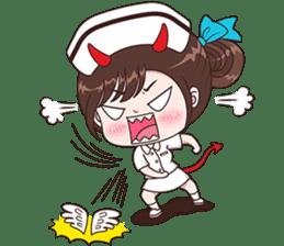 Boobib : Happy Nurse sticker #14617887