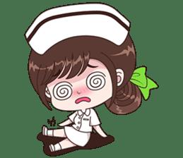 Boobib : Happy Nurse sticker #14617903