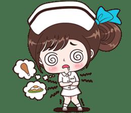 Boobib : Happy Nurse sticker #14617911