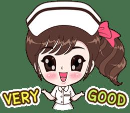Boobib : Happy Nurse sticker #14617912