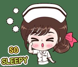 Boobib : Happy Nurse sticker #14617922