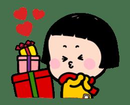 Mobile Girl, MiM - v4 sticker #14619598