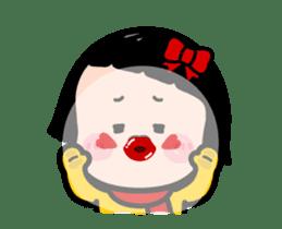 Mobile Girl, MiM - v4 sticker #14619600