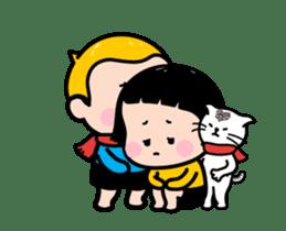 Mobile Girl, MiM - v4 sticker #14619615