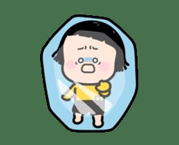 Mobile Girl, MiM - v4 sticker #14619619