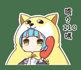 Girls X Battle sticker #14621066
