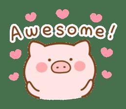 Butatan English4 sticker #14621093