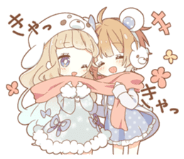 YUKIGUNI Animal Sticker sticker #14623478