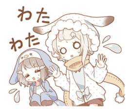 YUKIGUNI Animal Sticker sticker #14623479