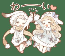 YUKIGUNI Animal Sticker sticker #14623480