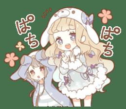 YUKIGUNI Animal Sticker sticker #14623483