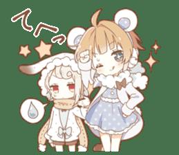 YUKIGUNI Animal Sticker sticker #14623484