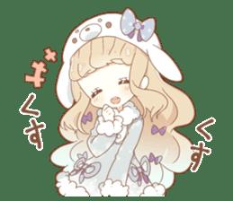 YUKIGUNI Animal Sticker sticker #14623486