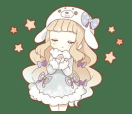 YUKIGUNI Animal Sticker sticker #14623490