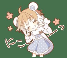 YUKIGUNI Animal Sticker sticker #14623494