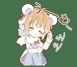 YUKIGUNI Animal Sticker sticker #14623496