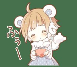 YUKIGUNI Animal Sticker sticker #14623499