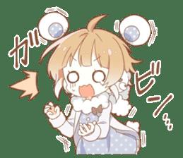YUKIGUNI Animal Sticker sticker #14623500