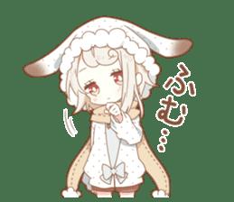 YUKIGUNI Animal Sticker sticker #14623502
