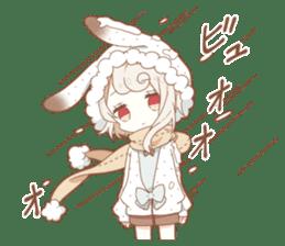 YUKIGUNI Animal Sticker sticker #14623504