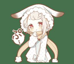 YUKIGUNI Animal Sticker sticker #14623505