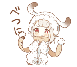 YUKIGUNI Animal Sticker sticker #14623508