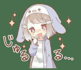 YUKIGUNI Animal Sticker sticker #14623512